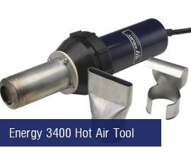 Energy 3400 Hot Air Hand Tool