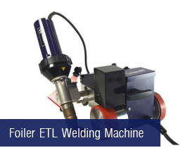 Foiler ETL Welding Machine