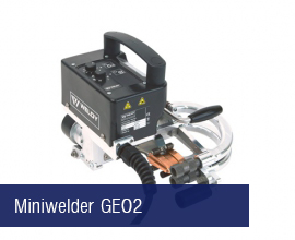 Miniwelder geo2 Welding Machine