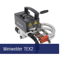 Miniwelder TEX2 Welding Machine