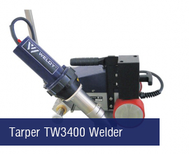 Tarper TW3400 Welding Machine